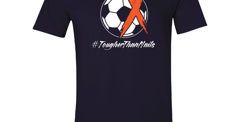 Kick for a Cure Wabash Soccer Tee 2019