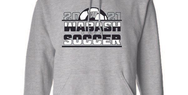 Boys Soccer Crew Sweatshirt