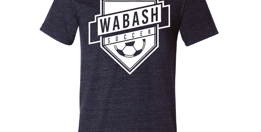 Wabash Soccer Bella+Canvas Tee