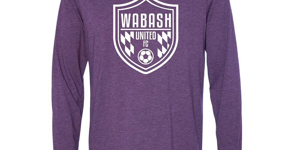 B+C Wabash United Long Sleeve