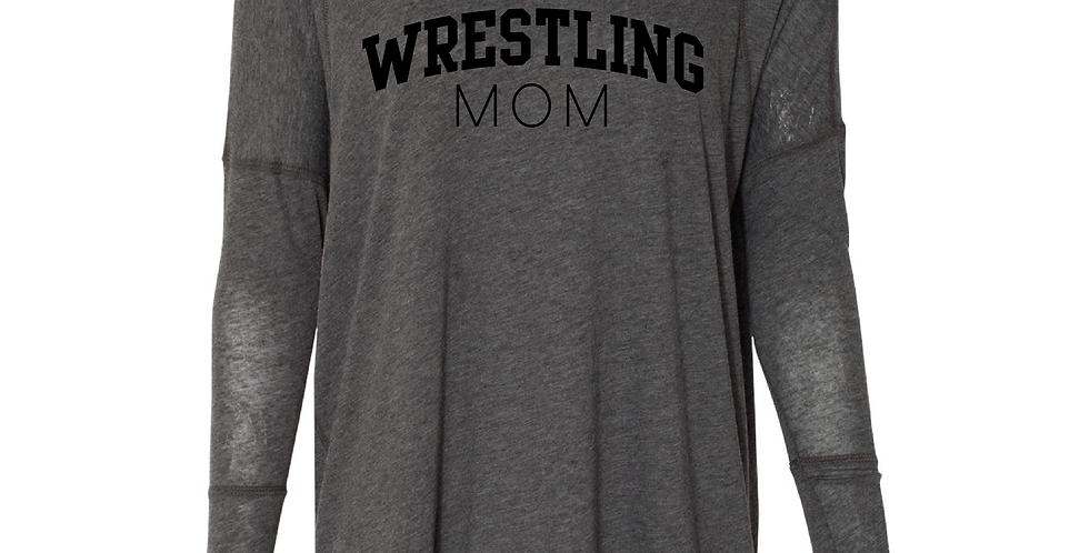 Wrestling Mom Ltweight L/S