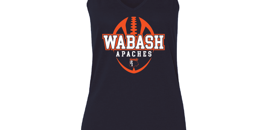 Official 2019 Football Ladies Tank
