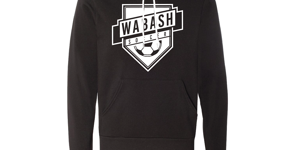 Wabash Soccer Soft Hoodie