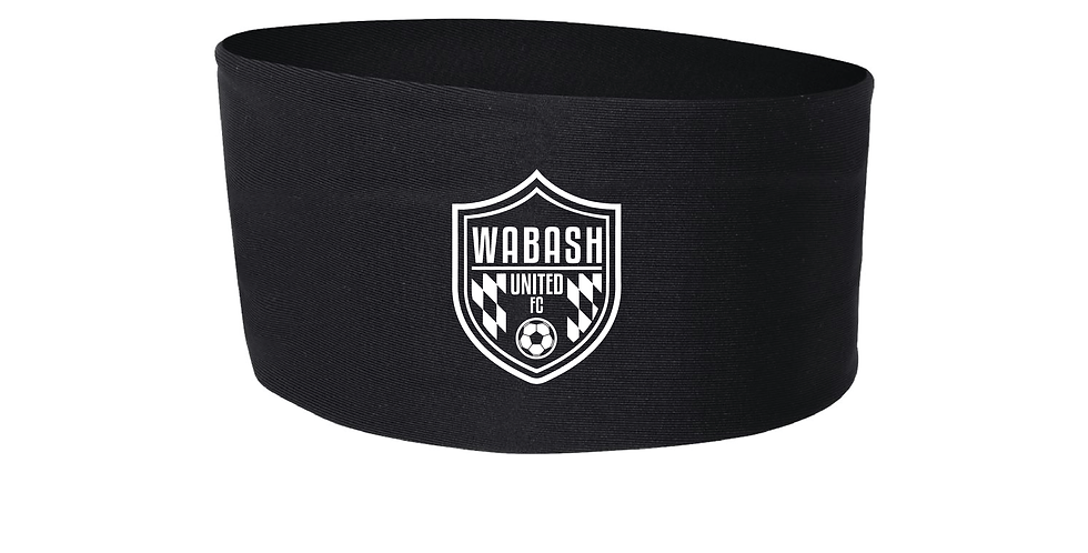 Wabash United Wide Headband