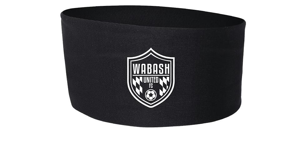 Wabash United Wide Headband