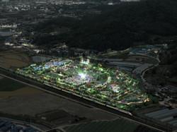Night scene (Site)