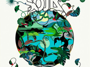 """""""Album des Monats"""" -SOJA -BEAUTY IN THE SILENCE"""