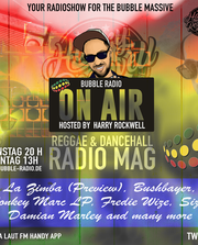 BUBBLE ON AIR MIT HARRY ROCKWELL #11
