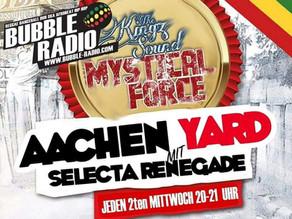 Show // Aachen Yard  #11