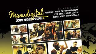 "#Album des Monats ""Juni"" - Manu Digital - Digital Kingston Session II"