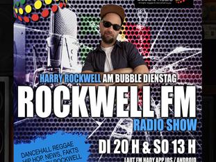 HArry Rockwell am Dienstag- Rockwell Mittschnitt