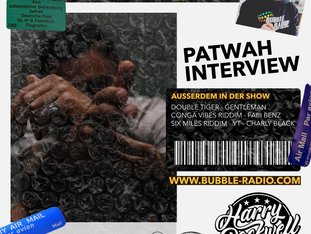 Rockwell FM - Patwah Interview