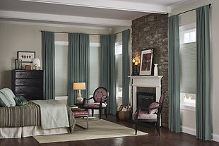 color lux drapery window coverings