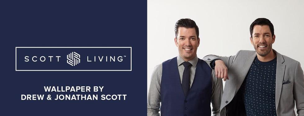 Scott Living Wallpaper