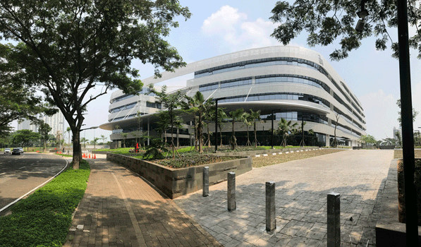 Green Office Park 1
