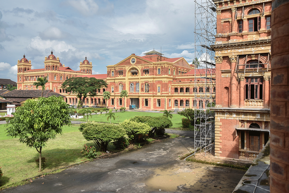 Secretariat Yangon