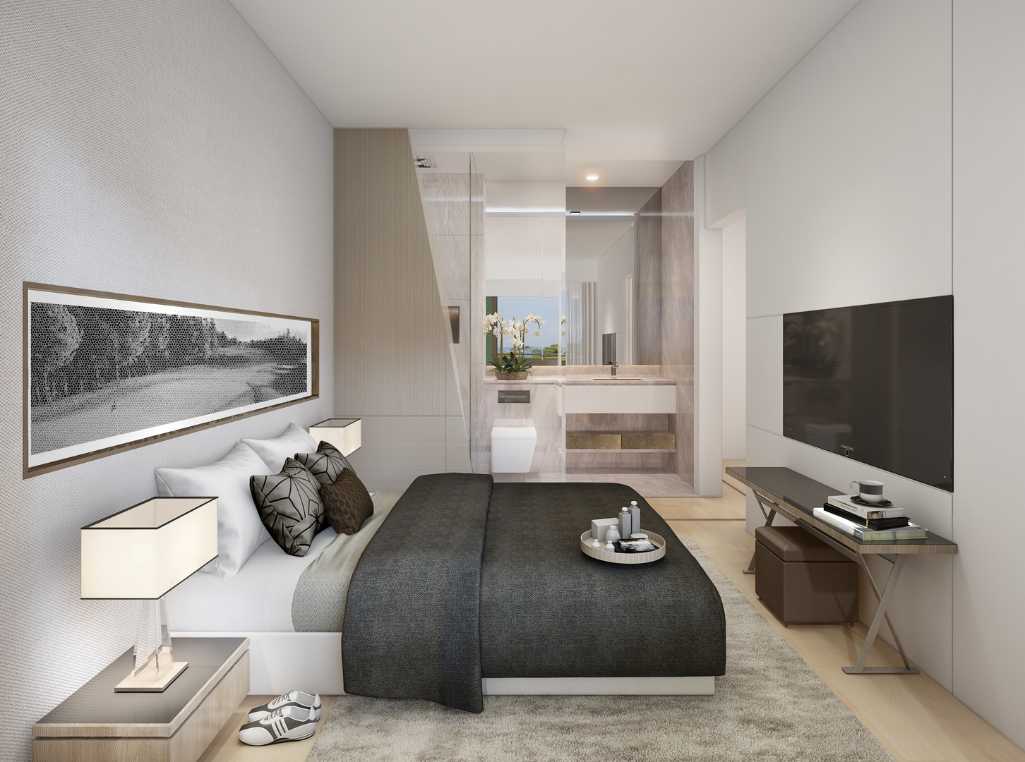 The Nove Residences Interior