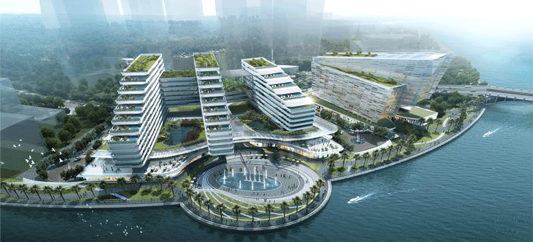 Putrajaya Lakefront