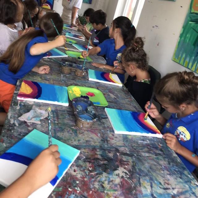 KIDS Art & Movement Camp