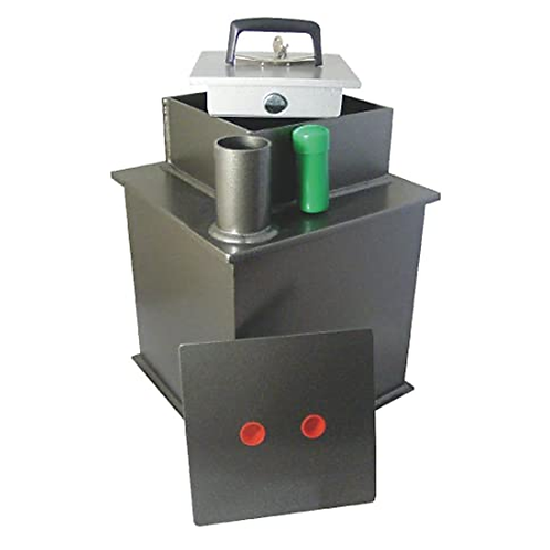 Asec 25KG Underfloor Safe w/ Deposit Facility