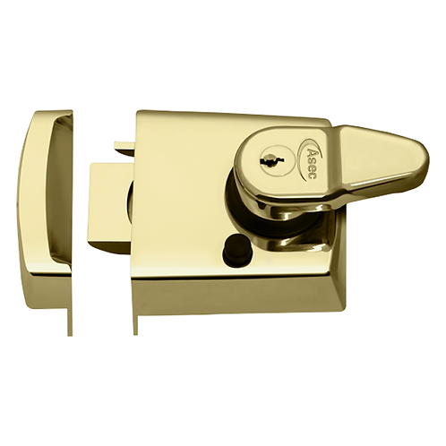Asec Kite BS Auto-Deadlocking Nightlatch 60mm