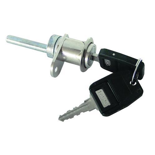 Asec Single Flange Fix Pedestal Lock