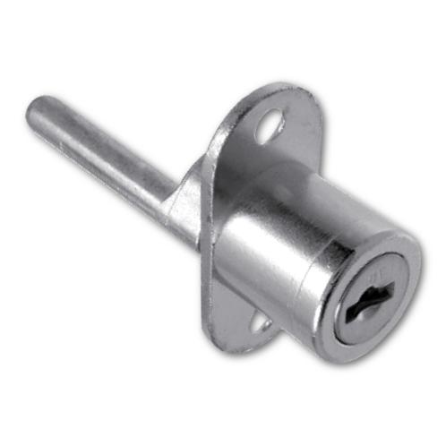 Asec Screw Fix Furniture Lock Vertical