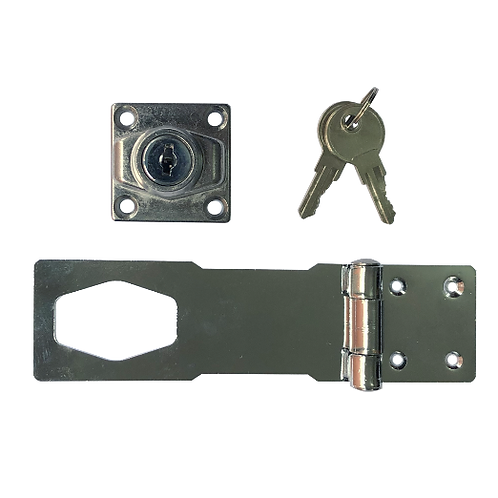 Asec Lockable Hasp 115mm