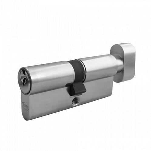Standard Asec Euro Cylinder w/ Thumbturn