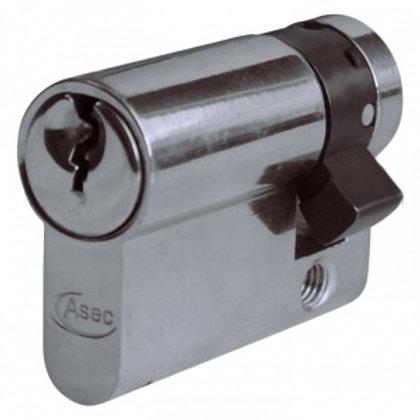 Standard Asec Half-Euro Cylinder