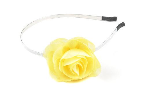 קשת פרח צהוב