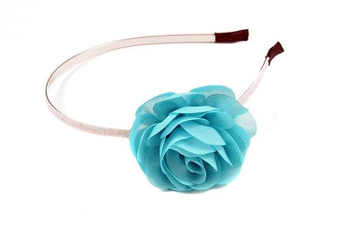 קשת פרח טורקיז