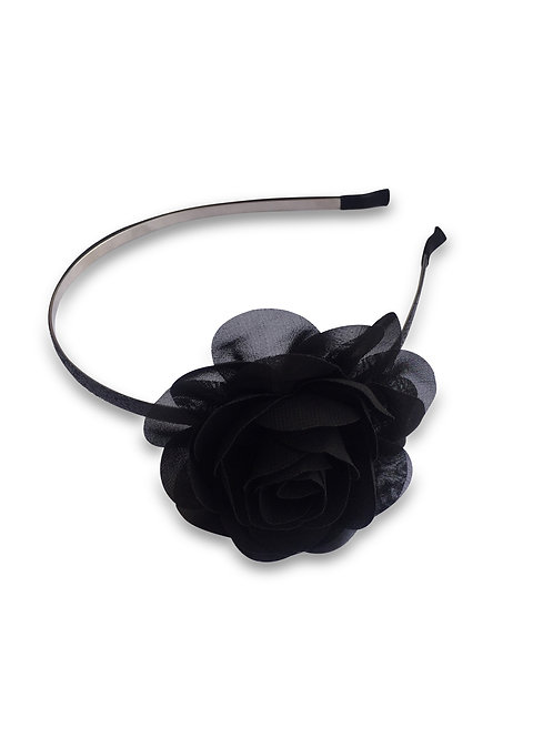 קשת פרח שחור