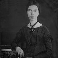 Retrato Emily Dickinson