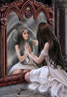 Who is in the Mirror?