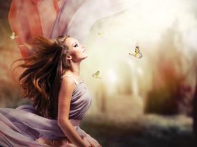 Embrace your divine femininity..xoxo