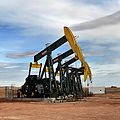 Bakken Oil Signs