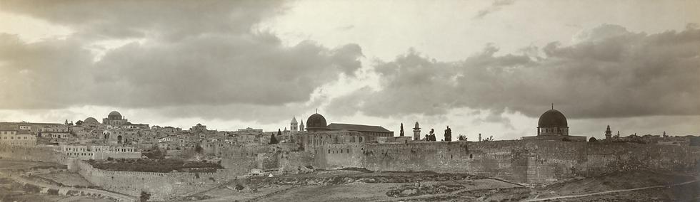Путешествие Иерусалим старый город