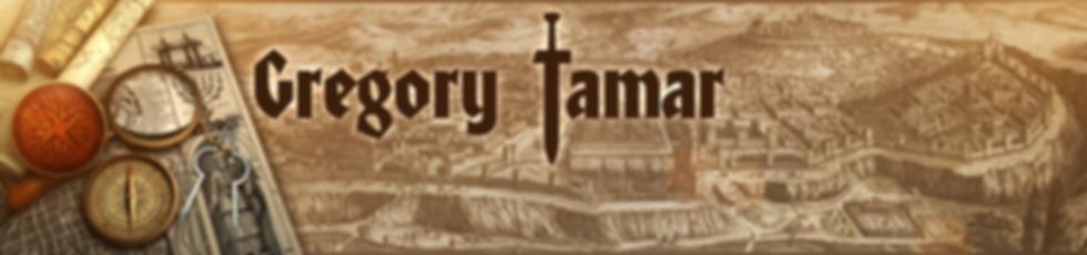Gregory Tamar Григорий Тамар