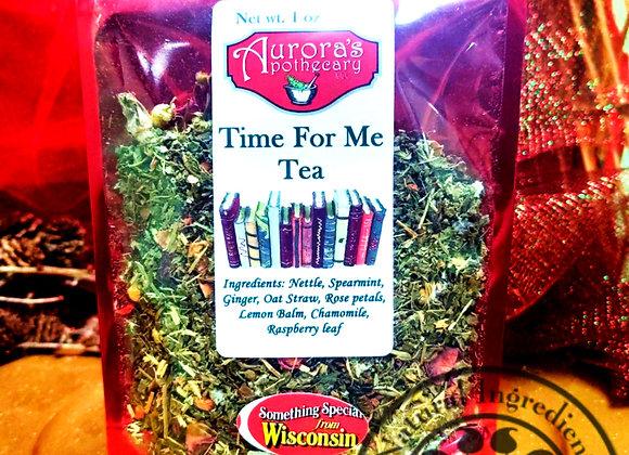 10 pcs Time For Me Tea 1oz