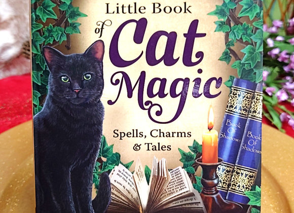 The Little Book of Cat Magic