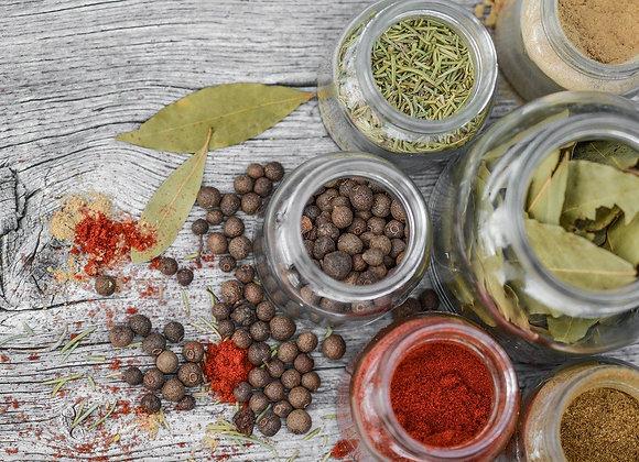 Bulk Dried Herbs