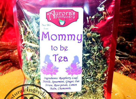 50pcs Mommy to be Tea 1oz