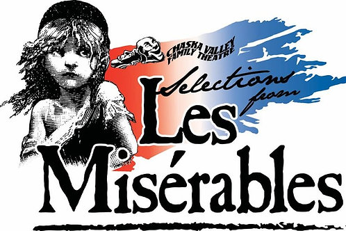 Les Miserables T Shirt