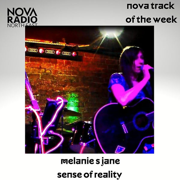 Track of the week Nova Sense of Reality.