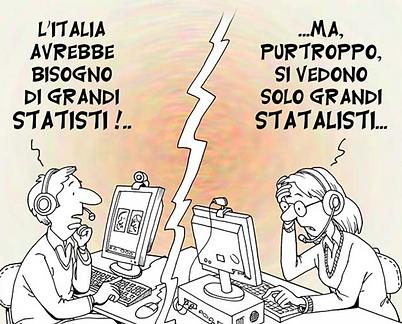 Statisti Lockdown