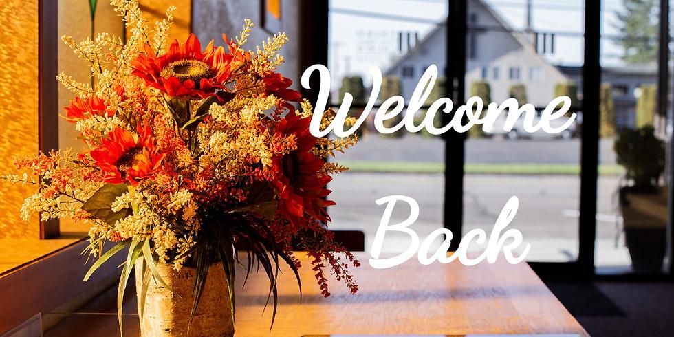 Return to Indoor Services