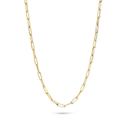 3101YGO Blush collier geelgoud closed forever