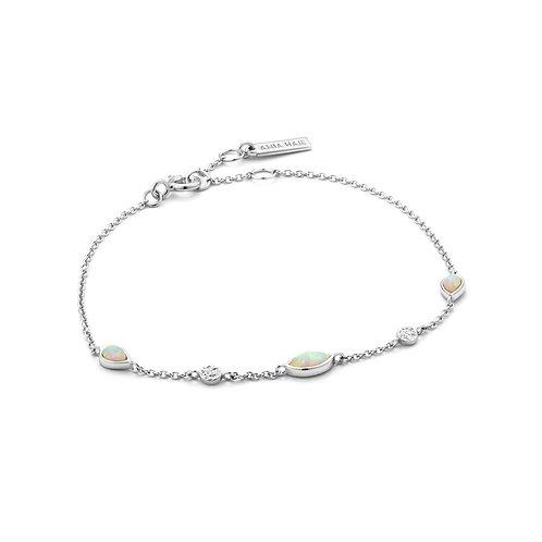 Ania Haie B014-02H Opal colour bracelet M