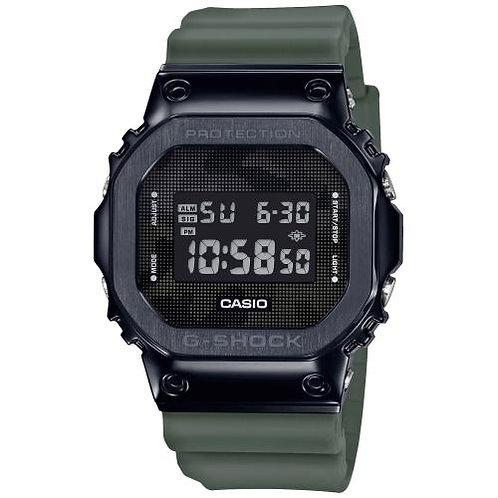 GM-5600B-3ER Casio G-shock stainless steel camouflage